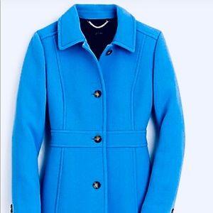 Jcrew Lady Day Coat